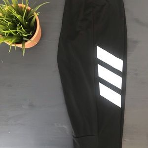 adidas Pants - Adidas Men's Tiro Track Pant Jogger 3 Big Stripes